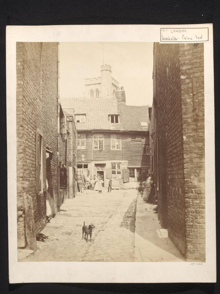 Palace Yard, Lambeth top image