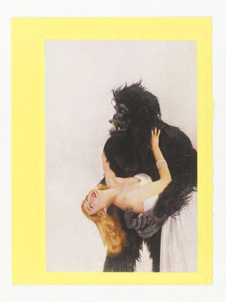 Vogue Gorilla with Miss Harper top image