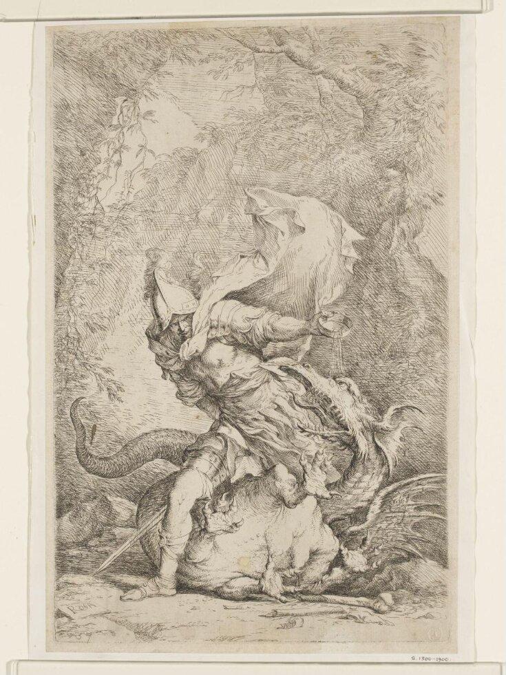 Jason and the Dragon top image