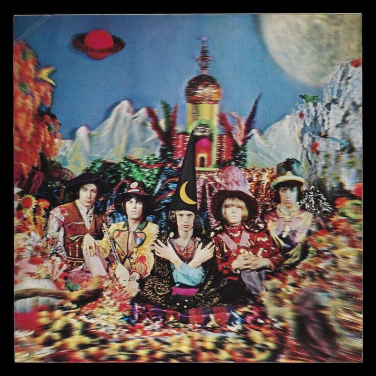 Their Satanic Majesties Request top image