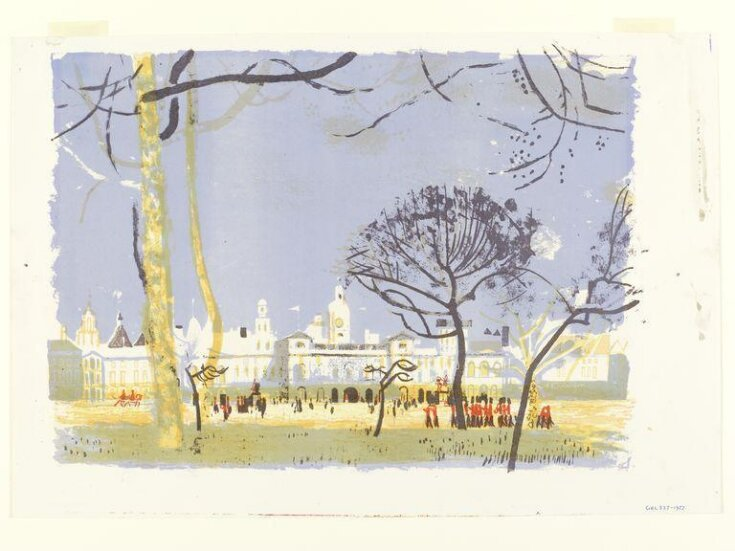 Horseguards Parade top image