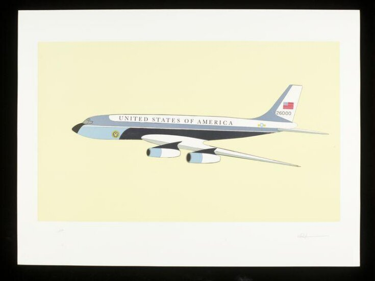 Air Force One top image