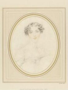 Portrait, probably of Lady Susan North  thumbnail 1