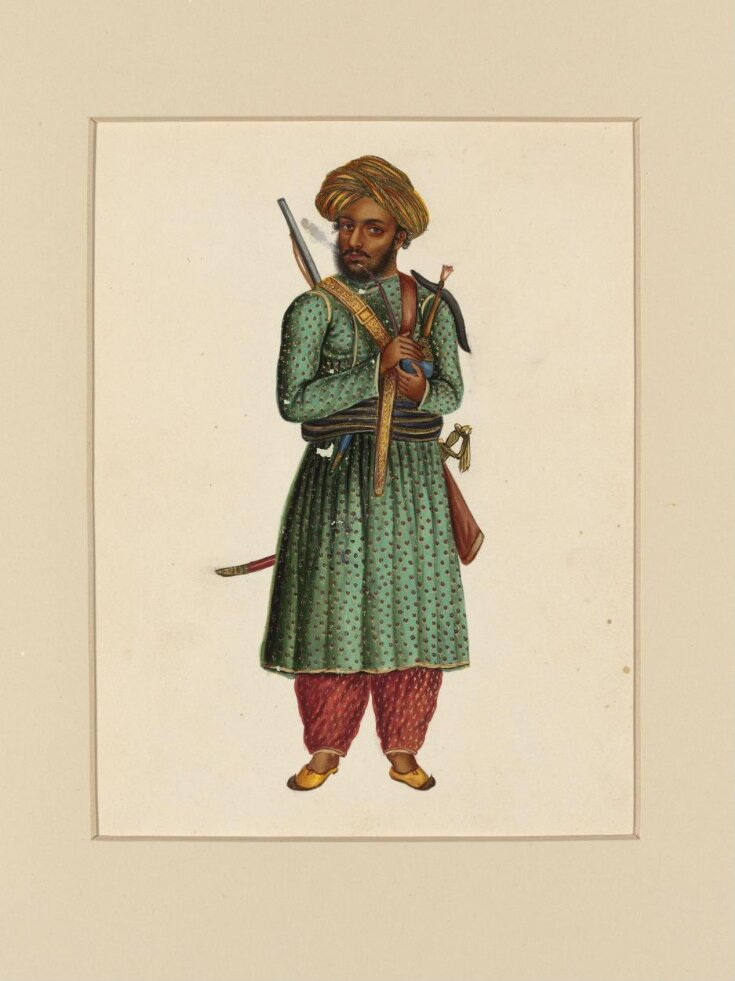 A Pathan Soldier top image
