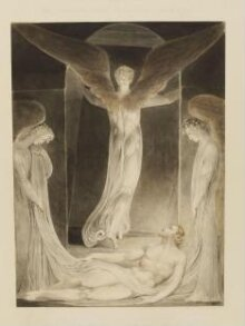 The Resurrection: The angel rolling away the stone from the sepulchre thumbnail 1