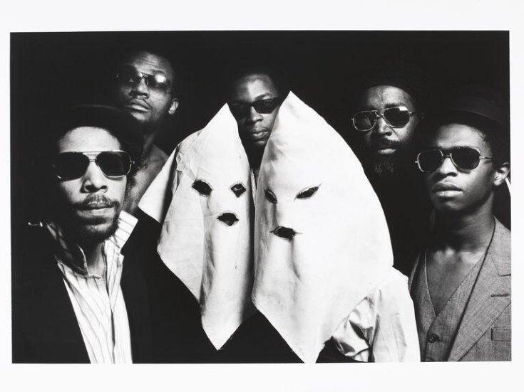 Steel Pulse, Ku Klux Klan top image