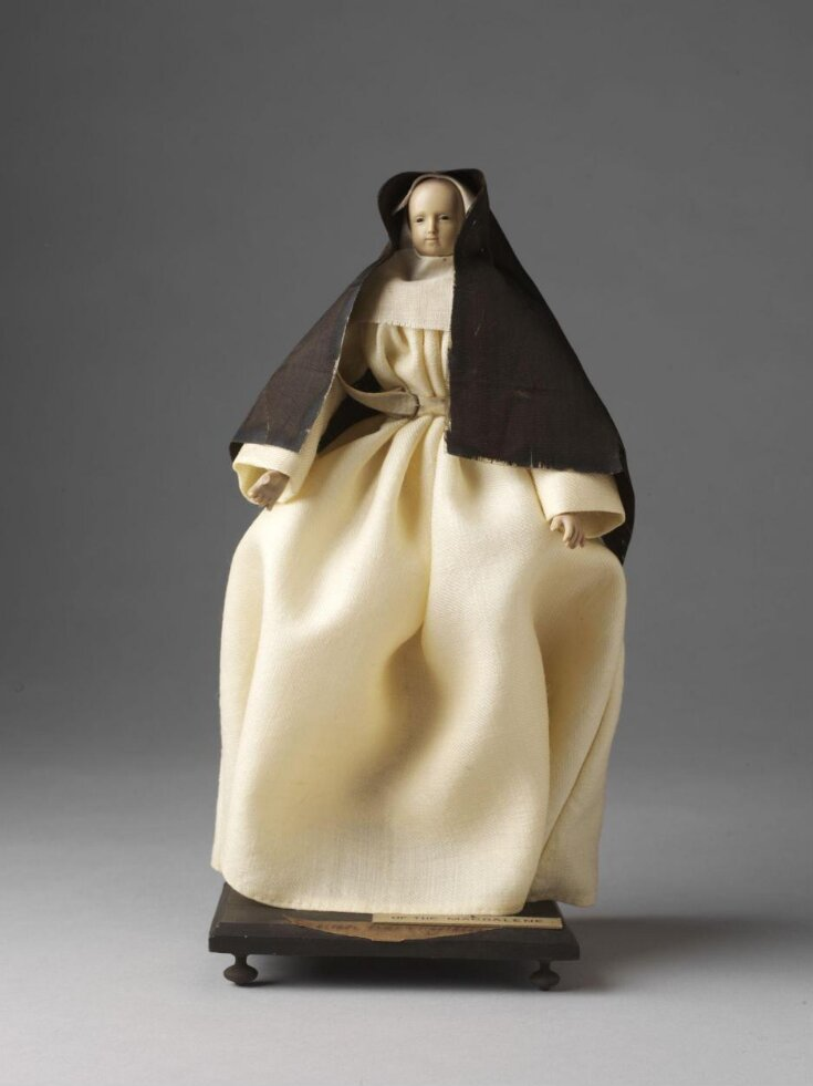 Mendicant Nun of the Magdalene top image