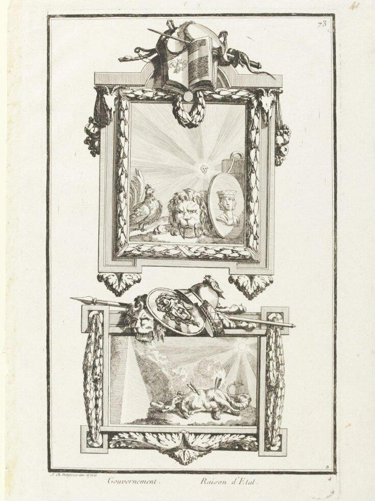 Nouvelle Iconologie Historique ou Attributs Hieroglyphiques top image