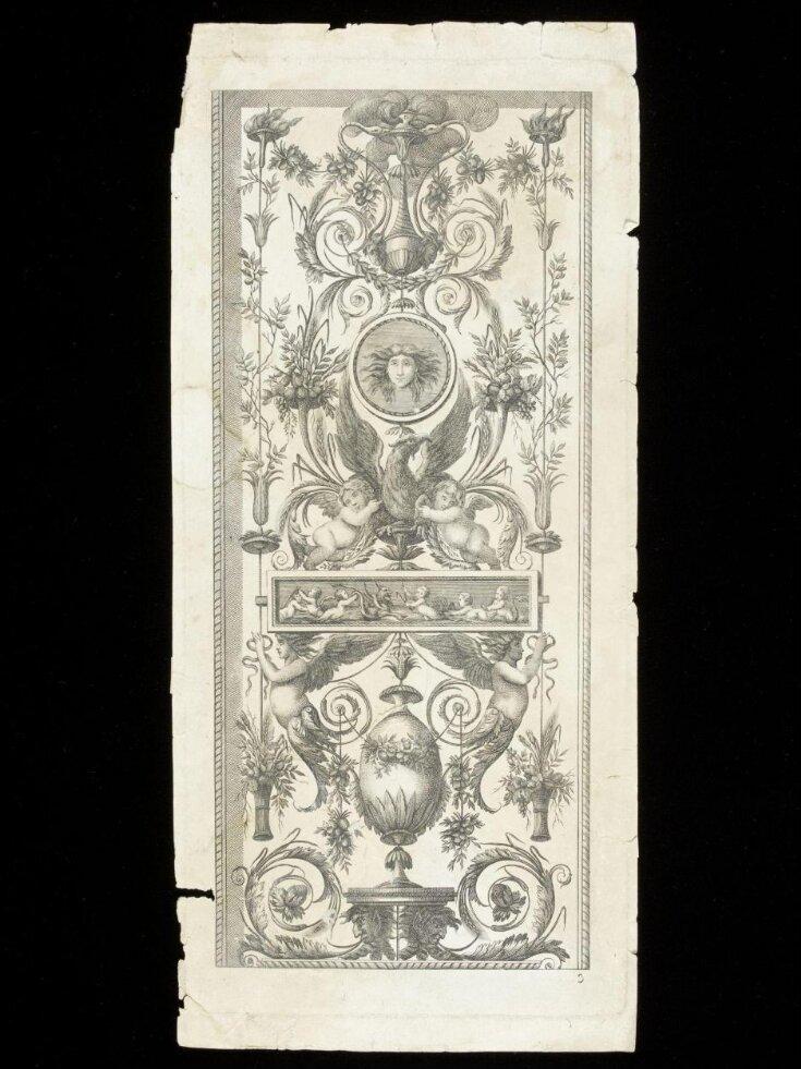 Premier Cahier de Sujets Arabesques a l'usage des Artistes et des Eleves top image