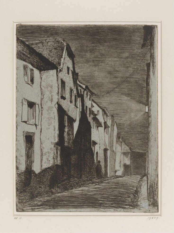 Street at Saverne top image