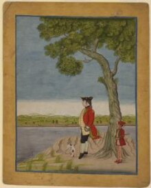 A military officer of the East India Company thumbnail 1