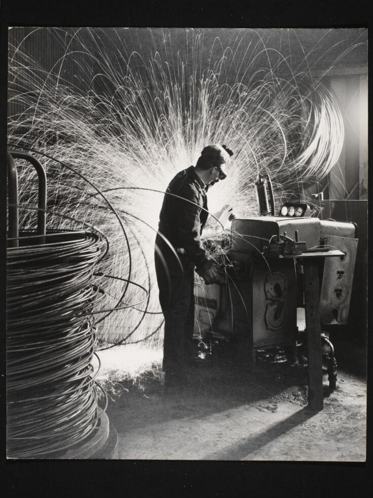 Somerset wire company, wire manufacture top image