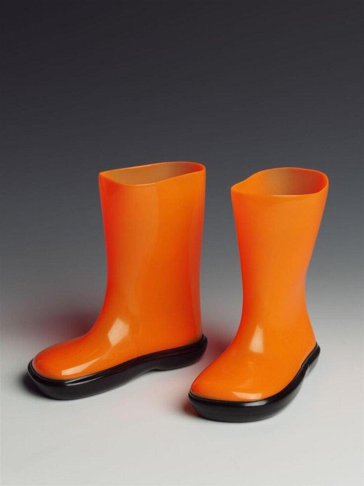 Globoot children's waterproof boots top image