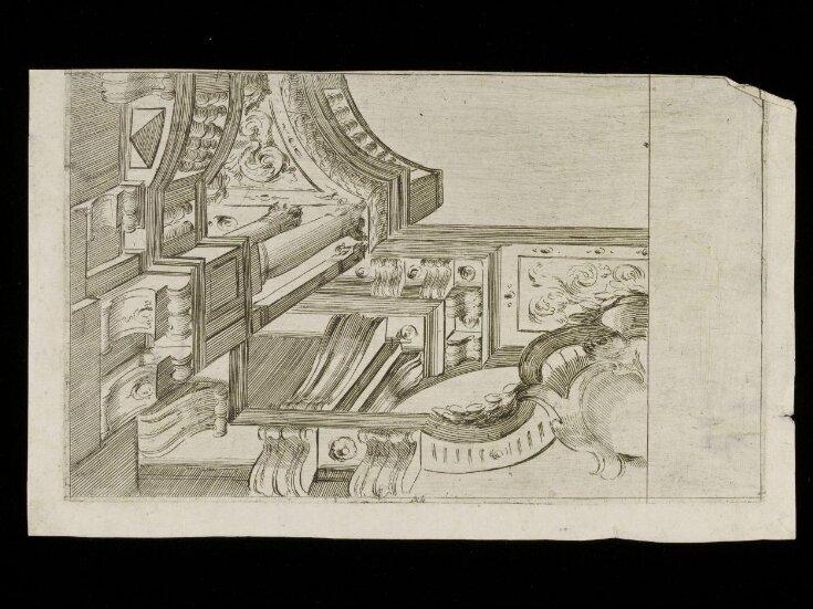Varie opere di Prospettiva inventate, da Ferdinando Galli, detto il Bibiena etc top image