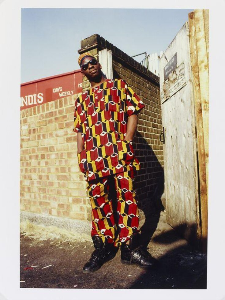 African Homeboy - Brixton top image