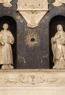 Chancel chapel from Church of Santa Chiara, Florence thumbnail 1