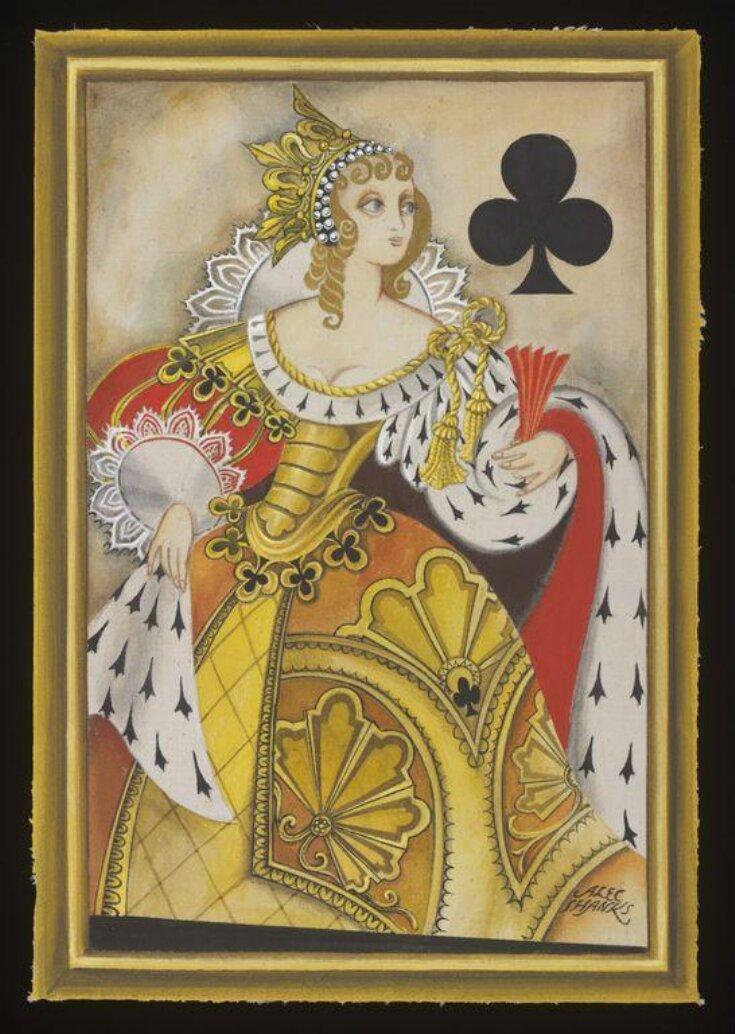 Queen of Clubs top image