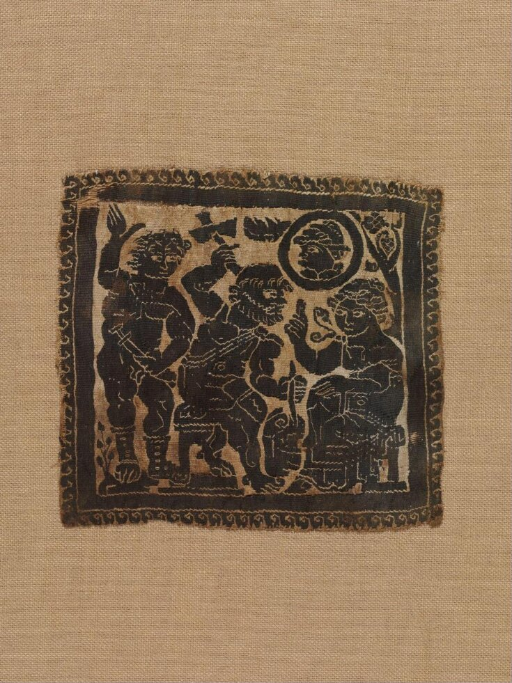 Panel From a Tunic top image
