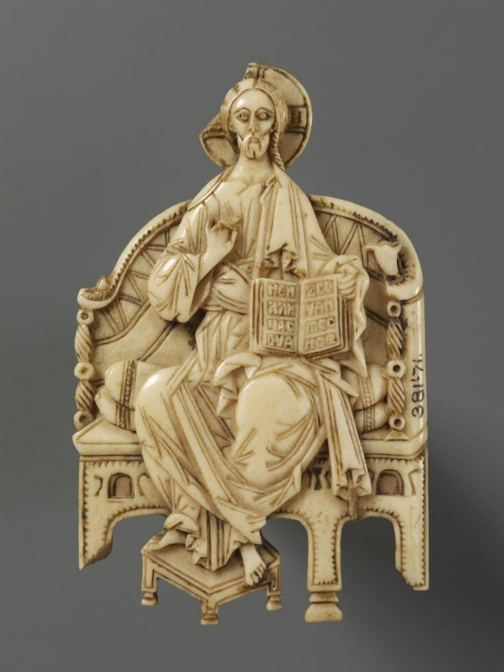 Christ Enthroned top image