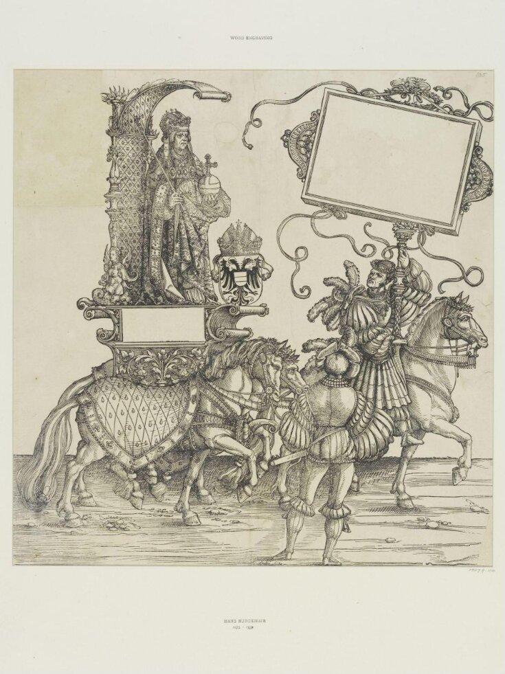Triumph of the Emperor Maximilian I top image