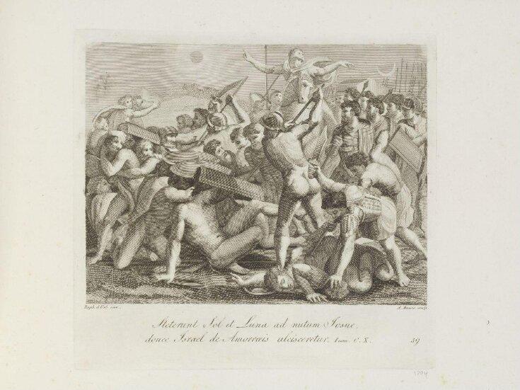 Raccolta di Cinqantadue Quadretti Dipinti a Fresco da Raffaelle Sanzio d'Urbino nelle Volte della Galleria del Vaticano. Roma, 1820 top image