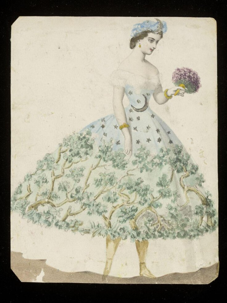Design for a Fancy-Dress Costume top image