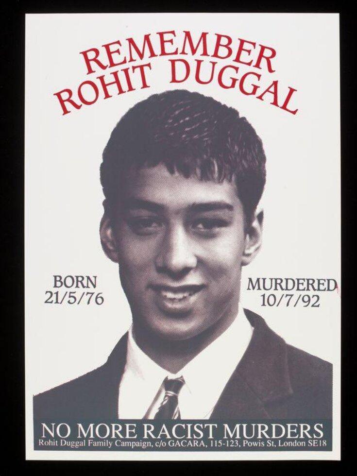 Remember Rohit Duggal top image