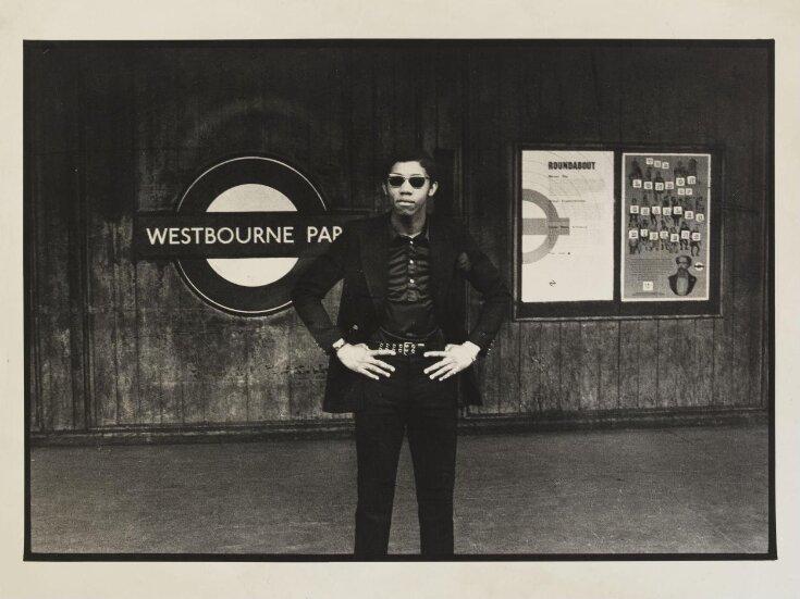Westbourne Park Tube Station top image