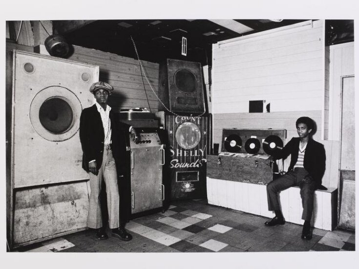 4 Aces Club, Count Shelly Sound System, Hackney top image
