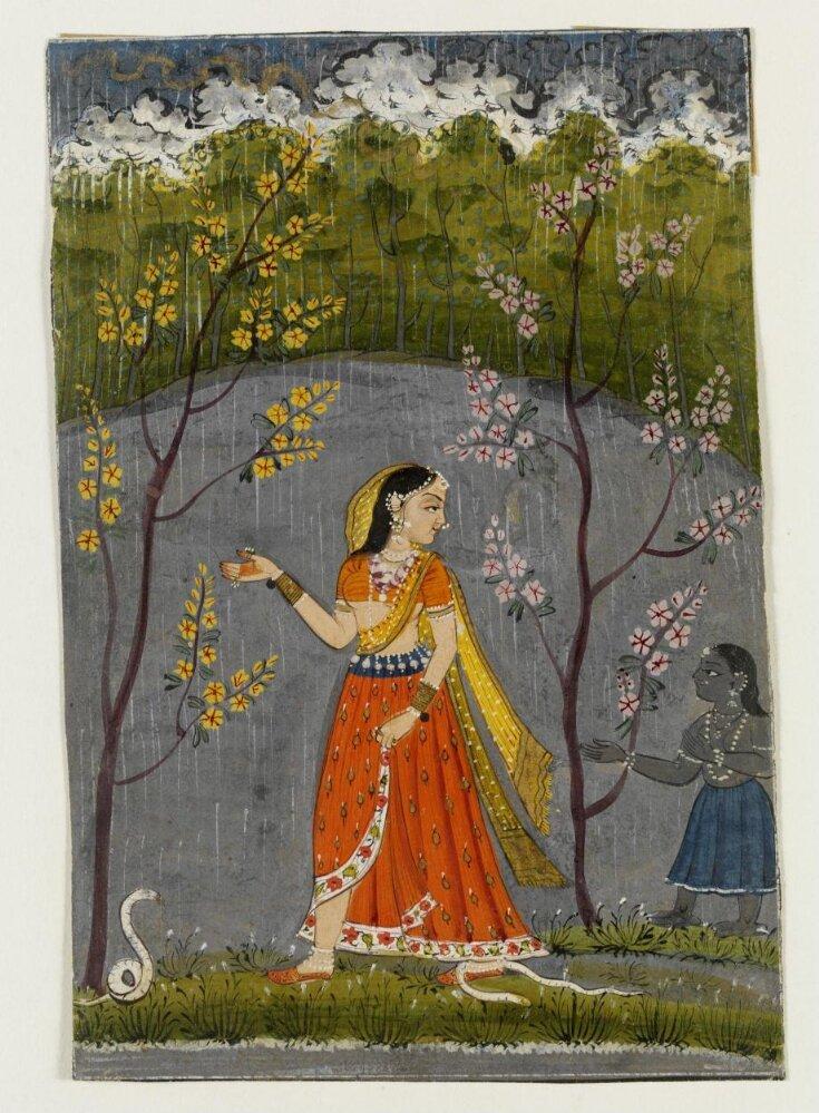 Abhisarika Nayika top image