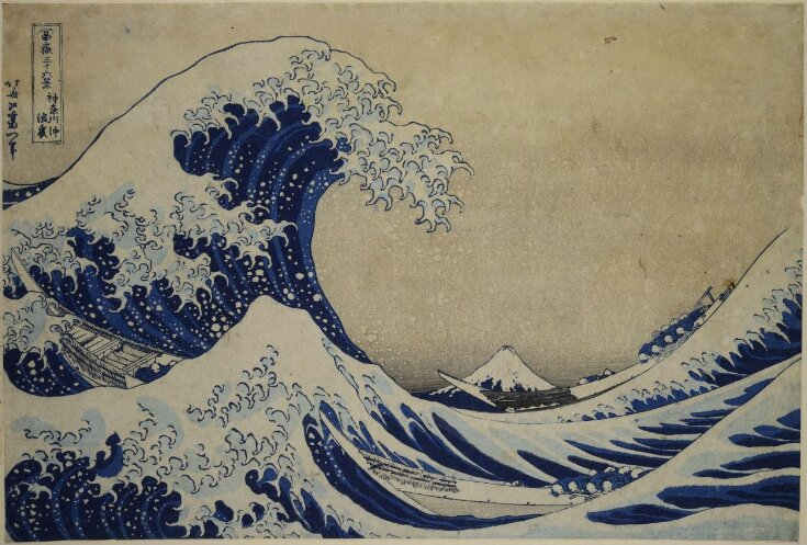The Great Wave top image