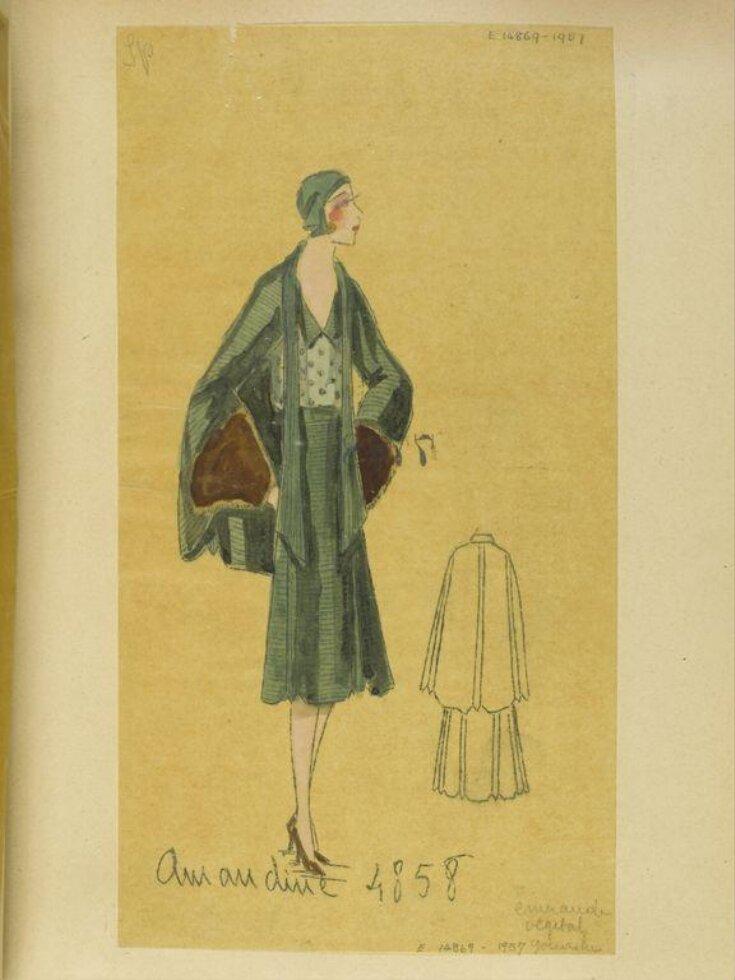 Été 1930, Costumes et Manteaux top image