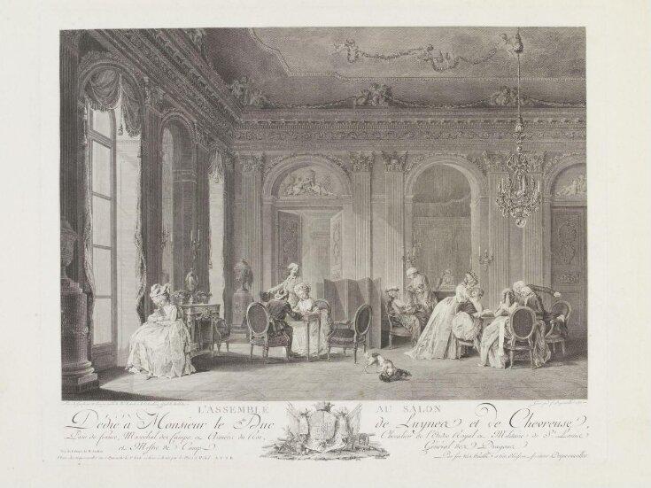 L'Assemblée - Au Salon top image