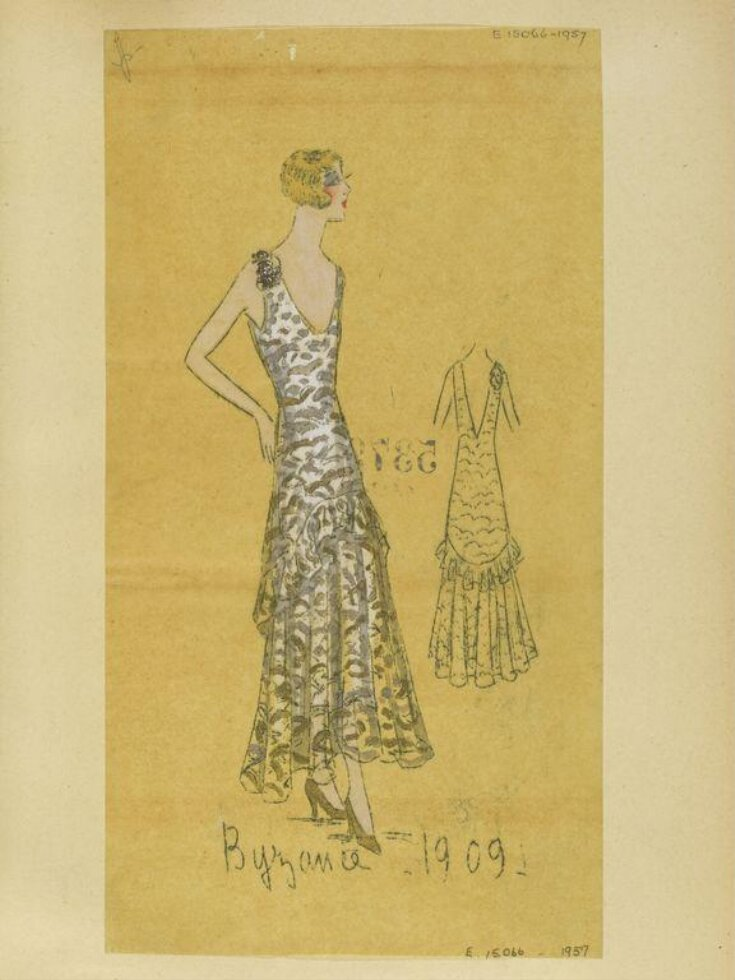 Été 1930, Robes de Soir top image