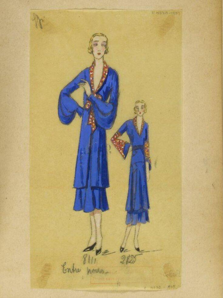 Été 1931, Costumes et Manteaux top image