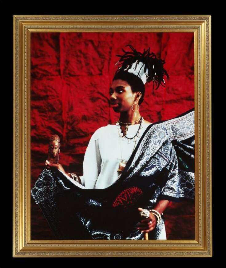 Clio (Portrait of Dorothea Smartt) top image