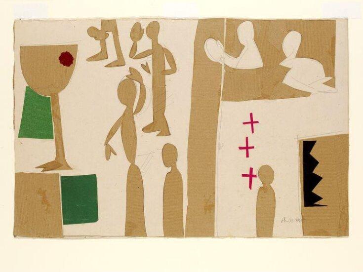 Collage | Mukherjee, Benode Behari | V&A Explore The Collections