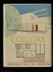Colours: Decoration of to-day, no.3, January 1936, Written, illustrated and produced by Mr. Chermayeff thumbnail 2