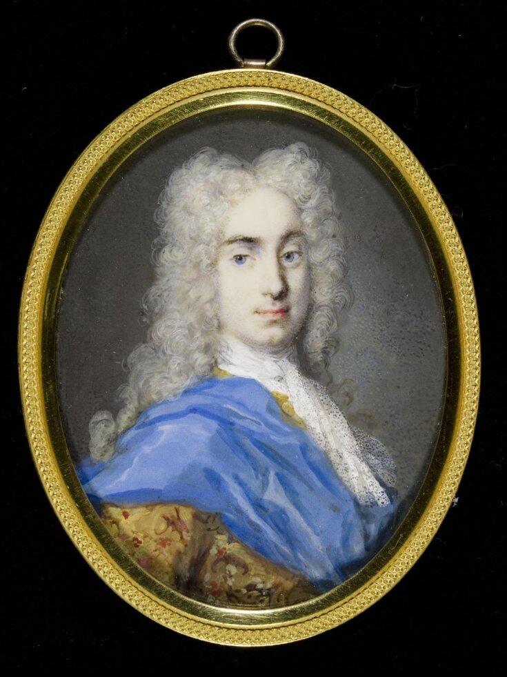 Portrait of Marco Ricci top image