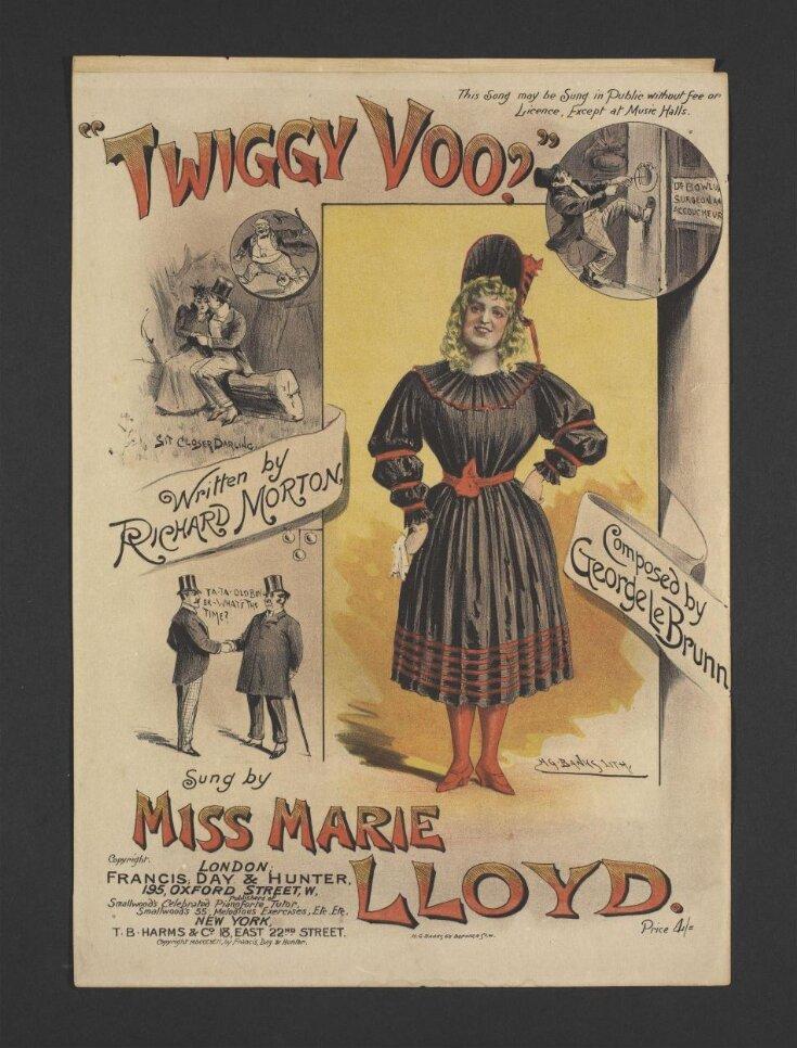 Twiggy Voo? top image