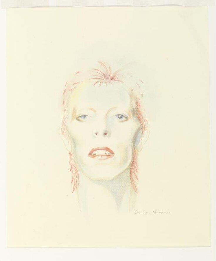 David Bowie Then: 1973 top image