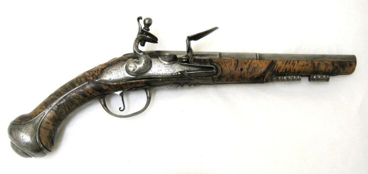 Flintlock Pistol top image