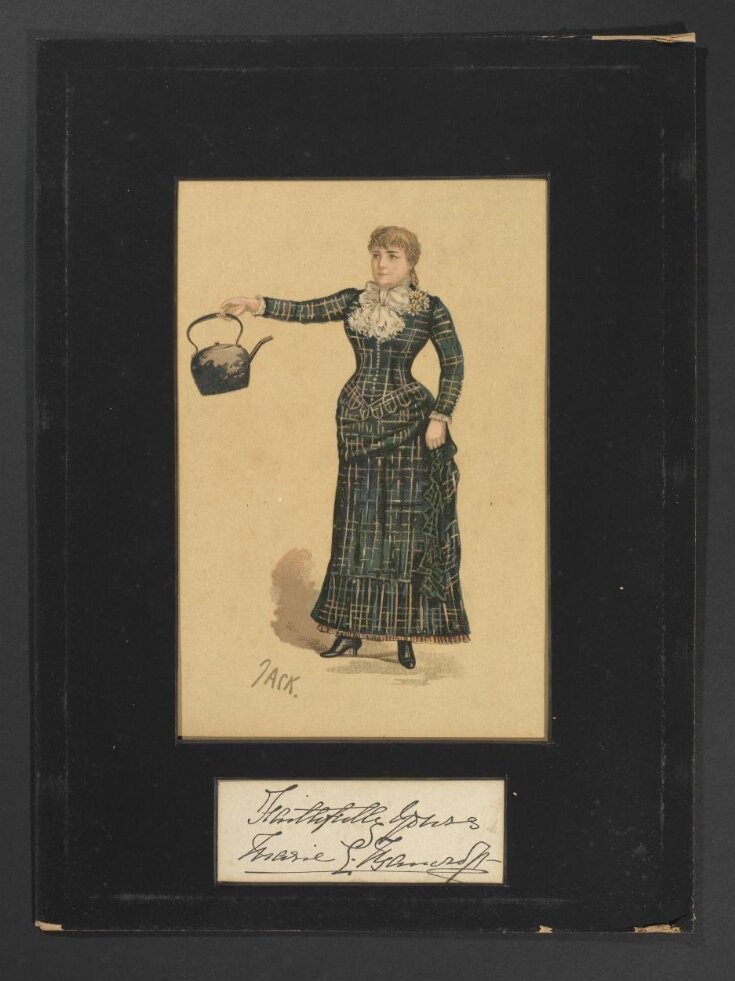 Marie Bancroft as Polly Eccles top image