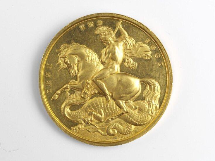 Prince Albert's Medal top image
