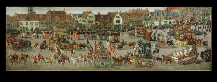 The Ommegang in Brussels on 31 May 1615: The Triumph of Archduchess Isabella top image