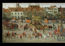 The Ommegang in Brussels on 31 May 1615: The Triumph of Archduchess Isabella thumbnail 1