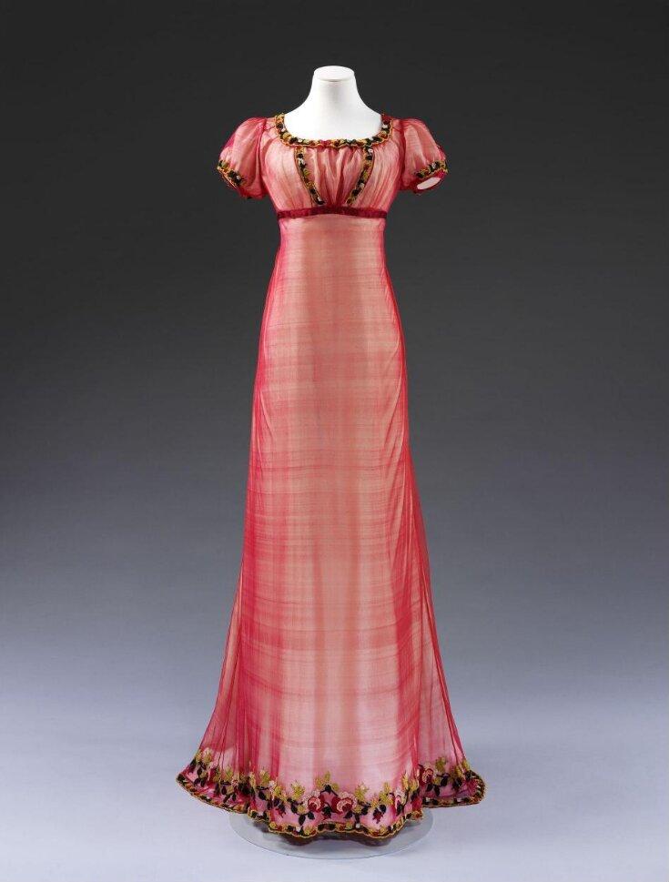 Evening Dress top image
