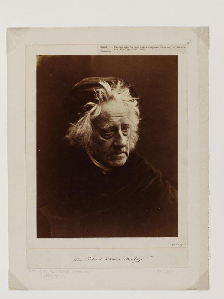 John Frederick William Herschel top image