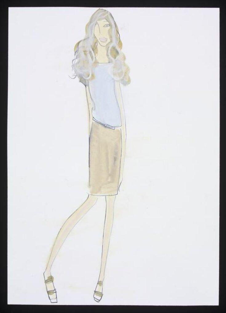 Fashion Illustration top image
