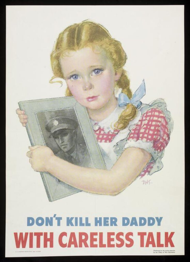 Don't kill her daddy with Careless Talk top image